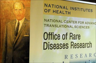 NIH Agency Pioneers Collaborative Research into Rare Diseases